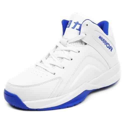 Warrior 回力2013秋冬季新款男式专业篮球鞋 时尚净色高帮休闲运动鞋 WB3008