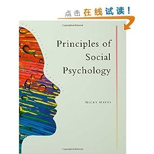 les of Social Psychology