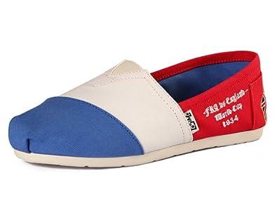 低帮汤姆斯帆布鞋