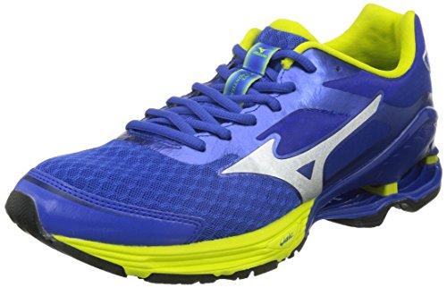 Mizuno 美津浓 男  WAVE FRONTIER 8 跑步鞋 J1GR14960