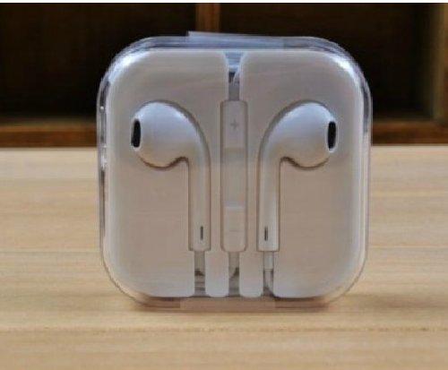 KWDA手机五代耳机iphone5耳机高清带麦克全苹果摄像头图片