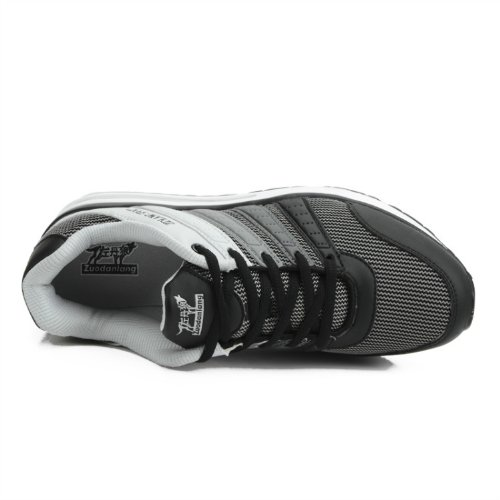 左丹狼 2012秋冬男士跑步鞋 大气垫跑鞋男款运动鞋