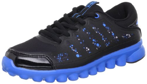 ANTA 安踏 跑步系列 男童 跑步鞋 浅军蓝/黑色 36 31245521-1