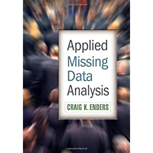 Applied Missing Data Analysis 缺失数据分析应用