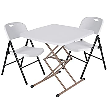 路华 710 折叠桌椅套装
