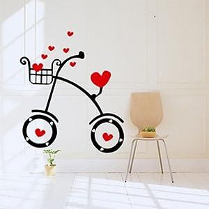 关于浪漫的画框简笔画