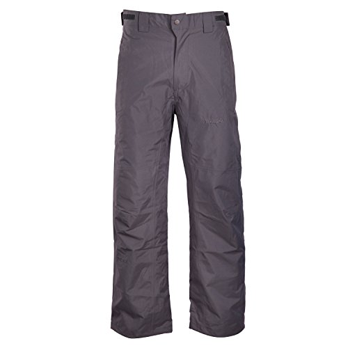 SnowWolf 雪狼 男式 格夫冲锋裤 10212403-X020 深灰 175/78A-图片