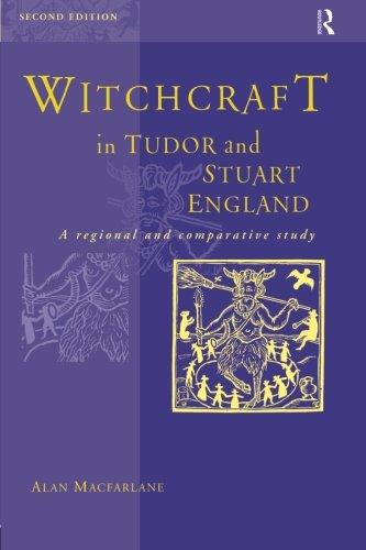 历史人类学研究的经典之作——读《都铎和斯图亚特时期英国的巫术》