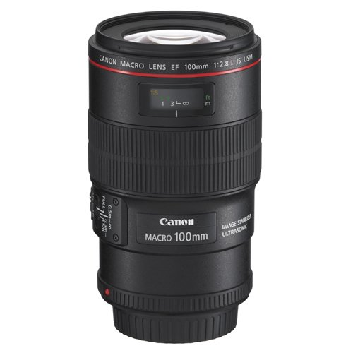 Canon 佳能 EF 100mm f/2.8L IS USM 微距