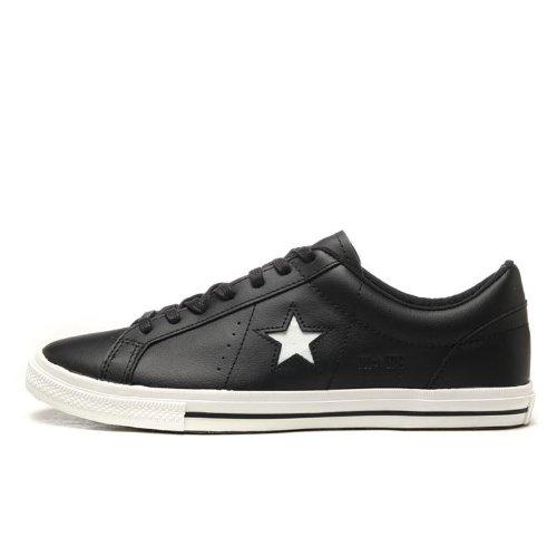 Converse 匡威 2013年新款中性One Star 2011经典板鞋休闲鞋 136320 黑
