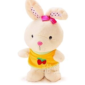 可爱玩具小兔子图片