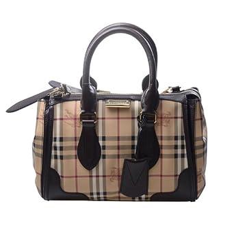 burberry巴宝莉 女包 女士pvc啡色单肩包3870759价格