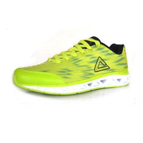 PEAK 匹克 跑鞋 广告款悦跑5代运动鞋透气跑步鞋 E32427H