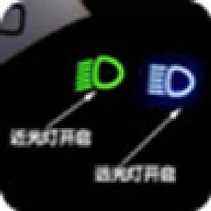 车后50 100米要处要设置警告标志,并且要开启示廓灯和后位高清图片