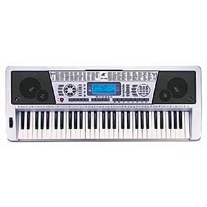 1键专业演奏型电子琴 带midi 标准力度键盘 指法练习电子琴 赠送 电