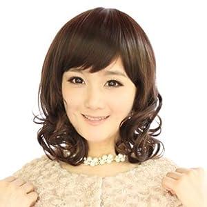 假发风格: 气质ol型        bestung 佰丝堂 中年女士假发短发图片