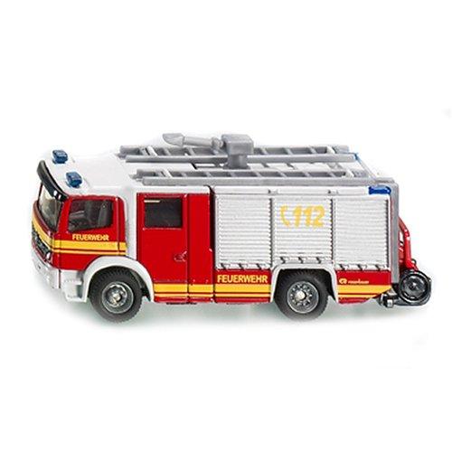 消防车有颜色画画图片大全