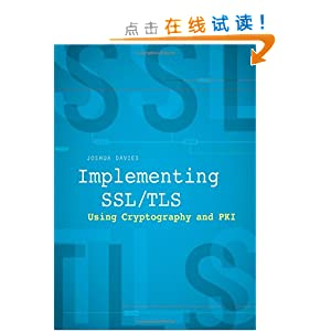 Implementing SSL/Tls Using Cryptography and Pki [平装]
