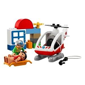 乐高-海上救援直升机7738