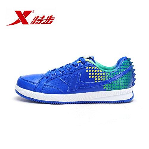 XTEP 特步 时尚运动板鞋 男板鞋 988119310363