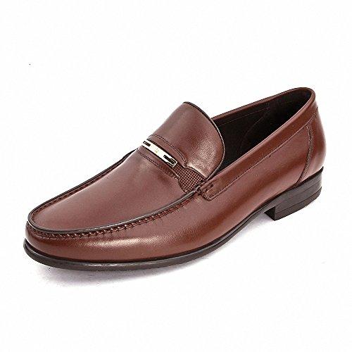 Montagut 梦特娇 男鞋正品 2013秋款真皮软皮日常商务休闲鞋37码A3313374