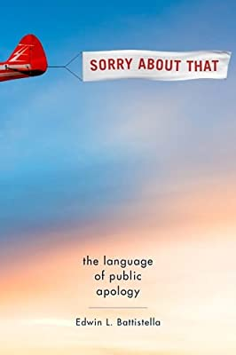 Sorry About That: The Language of Public Apology.pdf
