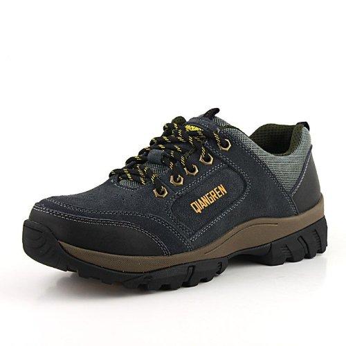 强人 2013春季新款男士休闲鞋户外鞋登山鞋徒步鞋运动鞋H316