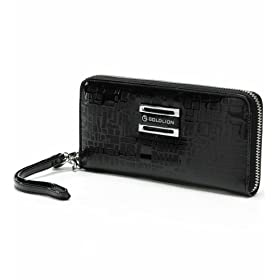 oldlion金利来女式手包 时尚气质 10809208黑色