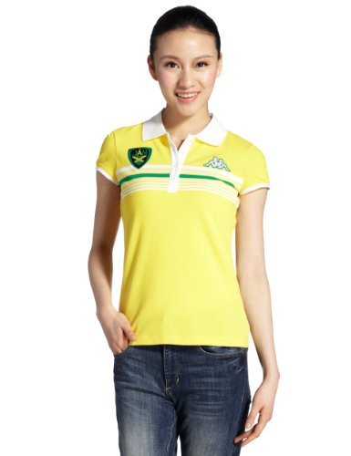 Kappa 卡帕 NATIONAL/短袖POLO 女式 K0142PD16