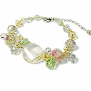 welina珠宝 全新时尚流行首饰饰品手链 水晶之恋