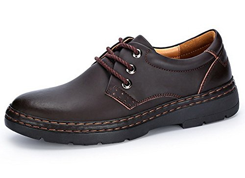 英伦时尚男鞋 大头休闲皮鞋 耐磨低帮鞋子 潮流男单鞋 商务休闲鞋 PZ6G802