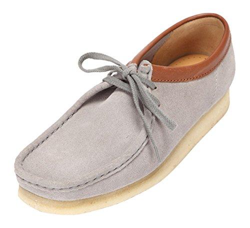 Clarks 男 生活休闲鞋Wallabee 261063927(供应商直送)