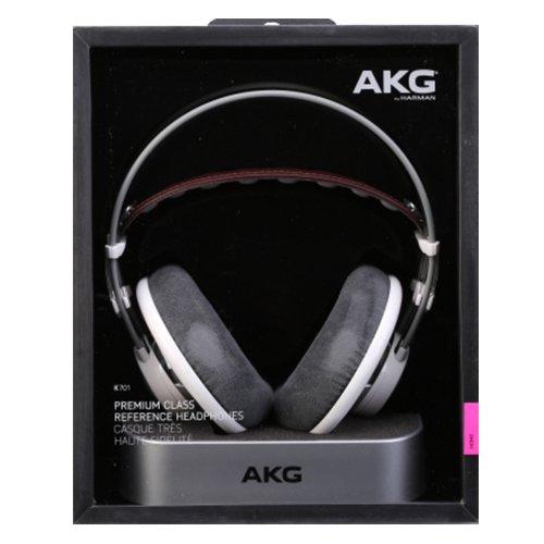 AKG K701 开放头戴式HIFI耳机