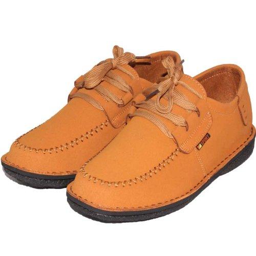 玉兰老北京布鞋新款男鞋橡胶底系带商务休闲鞋1124-261