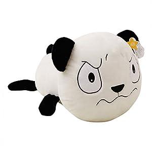熊猫公仔抱枕 布娃娃可爱趴趴熊毛绒玩具熊 mx7209-0073愤怒生气 60