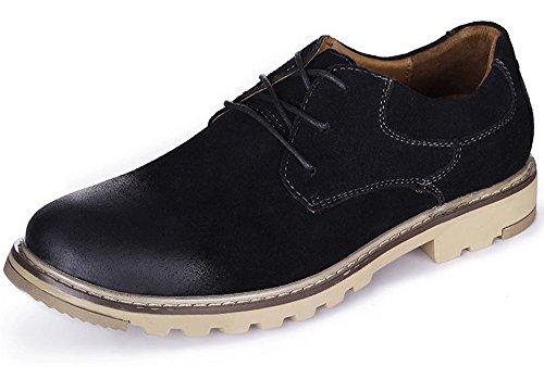 英伦时尚男鞋 反绒休闲鞋 男士休闲皮鞋 潮男系带低帮男鞋 潮流男士驾车鞋 PZ9G439