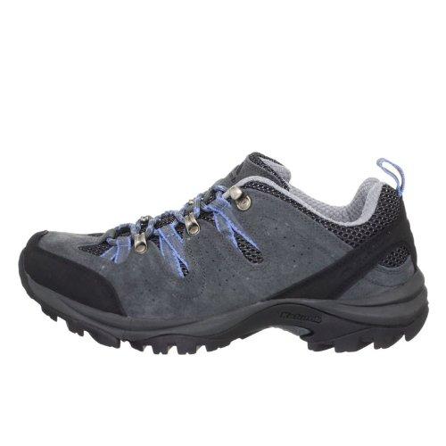 Kolumb 哥仑步 男子户外低帮耐磨防滑徒步鞋 304401 灰色