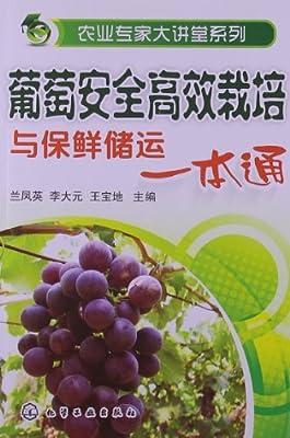 葡萄安全高效栽培与保鲜储运一本通.pdf