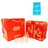 风雅苑唯茶是求桐木关特级金骏眉茶叶礼盒320g 内含专用玻璃茶具1套 年货礼品专家 蓝袋-图片