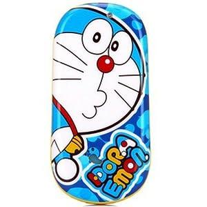 高讯td866(蓝色)儿童手机 哆啦a梦 机器猫图案 td-scdma/gsm 亲情通话