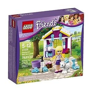 凑单佳品,LEGO Friends 41029 乐高 好朋友系列 斯蒂芬妮的羊宝宝$7.49