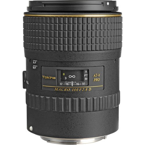 副厂百微:TOKINA 图丽-Tokina 图丽AT-X M100PRO D/ 100mm f/2.8(佳能口)数码专用镜头-价格 报价 图片 评测 多少钱