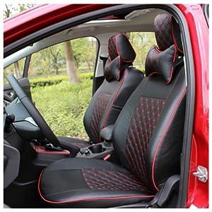 麦卡林 海马丘比特(全车2个头枕凸头高度7厘米) 专车专用四高清图片