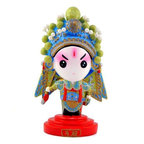 中国娃娃卡通画
