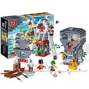 拼装小颗粒积木益智玩具