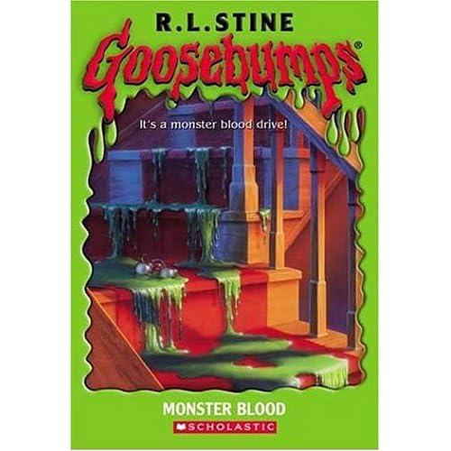 goosebumps monster blood 2 pdf