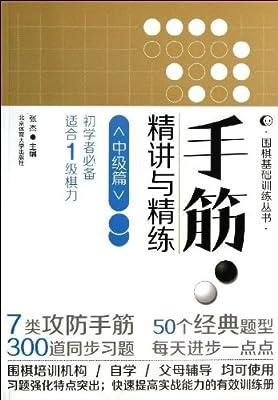 围棋基础训练丛书:手筋精讲与精练.pdf