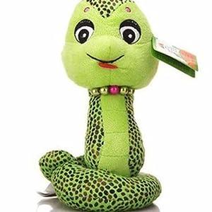 毛绒玩具 凯弘 蛇年吉祥物蛇公仔卡通蛇宝宝蛇娃娃 新年礼物生肖蛇
