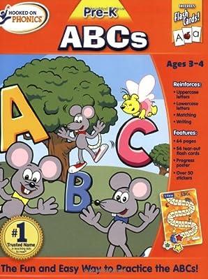 Hooked on Phonics Pre-K ABCs Premium Workbook.pdf