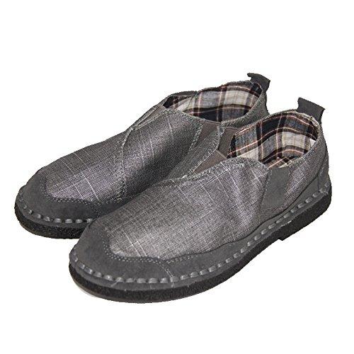 2014秋款新品玉兰老北京布鞋英伦风拼色休闲男布鞋1124-326